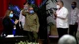 Raúl Castro gibt Parteivorsitz ab (Artikel enthält Video)