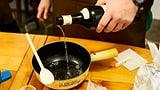 Wie viel Alkohol bleibt im Essen? (Artikel enthält Audio)