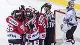 Team Canada macht Nürnberg platt (Artikel enthält Video)
