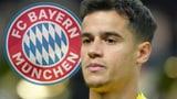 Bayern leihen Coutinho aus