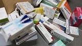 Die Herkunft der Medikamenten-Wirkstoffe bleibt weiterhin geheim (Artikel enthält Audio)