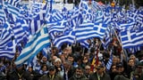 Tausende Griechen demonstrieren gegen Namens-Änderung (Artikel enthält Video)