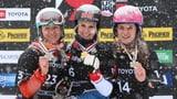Julie Zogg ist Weltmeisterin im Parallel-Slalom! (Artikel enthält Video)