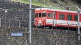 Bahnstrecke zwischen Göschenen und Andermatt unterbrochen (Artikel enthält Audio)