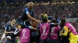 Nach 20 Jahren: Frankreich ist wieder Weltmeister! (Artikel enthält Video)