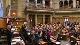 Grüne und SP-Nationalräte verlassen den Saal (Artikel enthält Video)