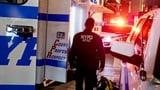 Bombendrohung in CNN-Redaktion in New York (Artikel enthält Video)