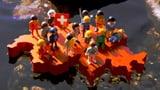 Video «Die Schweiz – eine Insel?» abspielen