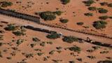 Eine Milliarde Dollar für die Grenzzaun freigegeben (Artikel enthält Video)