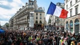 Grossdemonstrationen gegen Corona-Massnahmen in Frankreich (Artikel enthält Video)