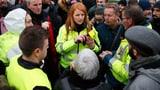 Diese Frau soll die «Gelbwesten» ins Parlament führen (Artikel enthält Video)