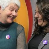 Bettina Dauwalder und Tamara Funiciello