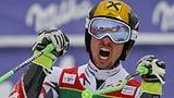 Video «Ski-Gesamtweltcupsieger Marcel Hirscher im Gespräch» abspielen