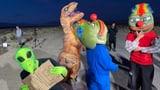 Alien-Fans feiern friedlich in der US-Wüste (Artikel enthält Audio)