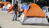 Wenn Obdachslose ganze Stadtteile übernehmen (Artikel enthält Video)
