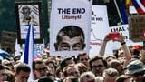 «Wie Italien unter Berlusconi – nur krasser» (Artikel enthält Audio)