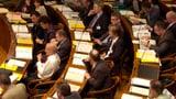 Vorteile für FDP und SVP bei den Kantonsratswahlen