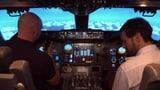 Chirurgen lernen im Cockpit (Artikel enthält Video)