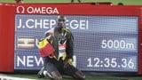 Cheptegei mit Weltrekord über 5000 m (Artikel enthält Video)
