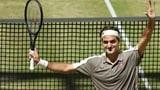 Federer läutet in Halle «wichtigste Zeit» ein (Artikel enthält Video)