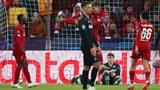 Keita und Salah lassen Salzburgs Traum in 100 Sekunden platzen