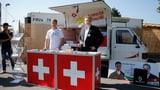 Strassenwahlkampf in Zürich: «Zeigen, dass man da ist» (Artikel enthält Video)
