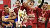 Lausanne ist Volleyball-Meister (Artikel enthält Video)