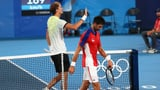 Zverev lässt Djokovics Traum vom «Golden Slam» platzen (Artikel enthält Video)