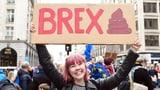 Hunderttausende demonstrieren in London gegen den Brexit (Artikel enthält Video)