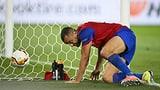 Überzeugender 1:0-Sieg: Basel schlägt Frankfurt auch zu Hause