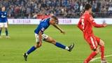Spätes Tor beschert Schalke dritten Sieg in Serie