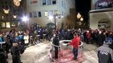 «Arena vor Ort»: Pfiffe und Buhrufe für Olympiagegner (Artikel enthält Video)