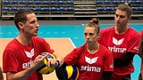 Challenge mit viel Lerneffekt für die Volleyballerinnen (Artikel enthält Video)
