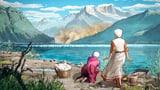Ein Tsunami auf dem Genfersee (Artikel enthält Video)