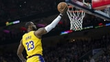 LeBron James lässt Kobe Bryant hinter sich