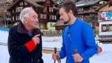 90-Jähriger schlägt Michel Birri am härtesten Babyhang von Wengen (Artikel enthält Video)