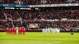Bundesliga mit Schweigeminute für Corona-Opfer