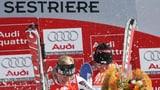 Die Schweizerinnen erinnern sich gerne an Sestriere (Artikel enthält Video)