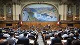 Schon über 30 Parlamentarier haben ihren Rücktritt erklärt (Artikel enthält Bildergalerie)