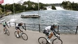 Tour de Suisse gastiert am Rheinfall (Artikel enthält Video)