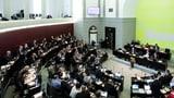 Umstrittene Aufgaben-und Finanzreform angenommen (Artikel enthält Audio)