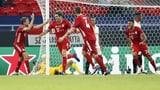 Ausgerechnet Martinez schiesst die Bayern zum Sieg im Supercup