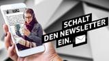 Abonniere den SRF 3-Newsletter für Insider