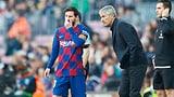 Nervöser Messi gegen den Favoritenschreck (Artikel enthält Video)