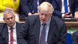 Johnson: «Das Parlament hat eine historische Aufgabe»