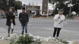 Kolumbien stoppt Friedensgespräche (Artikel enthält Audio)