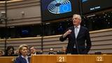 EU-Parlament billigt Brexit-Vertrag