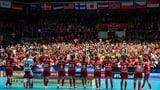Zuschauerrekord an der Unihockey-WM in Neuenburg