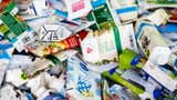Erneuter Rückschlag fürs Getränkekarton-Recycling  (Artikel enthält Audio)