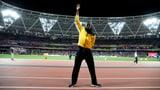 Abschied für Bolt: «Bin traurig zu gehen» (Artikel enthält Video)